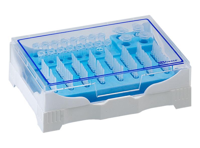Sapphire Scientific Plastics Cool Rack (5660-TW-SSP)